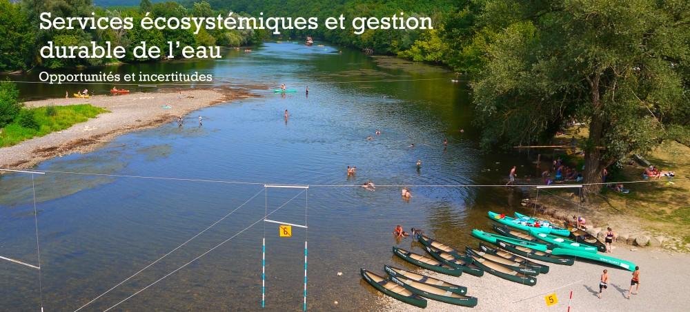Services écosystémiques et gestion durable de l'eau
